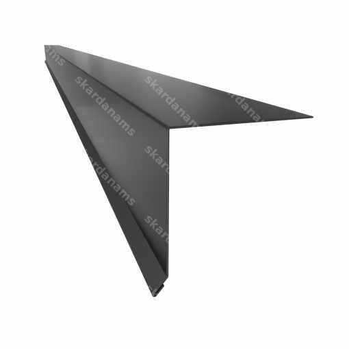 Karnīze no skārda - papildelementi jumtiem