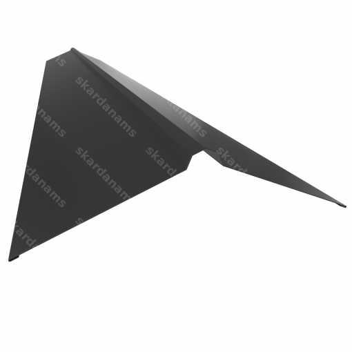 Kores elements tips 1 (skārda izstradājums jumtiem, locīšana)