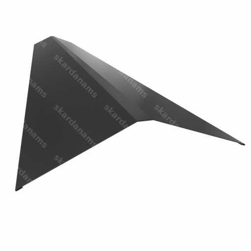Kores elements tips 4 (skārda izstradājums jumtiem, locīšana)